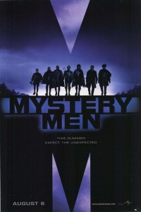 The Mystery Men film poster